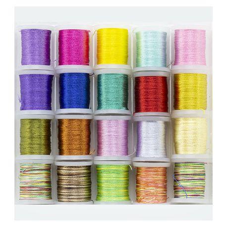 Nellie's Choice - Set de hilos para bordar en colores variados
