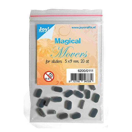 Magical Movers ovalados para Troqueles Slider de Joy Crafts (6200/0111)