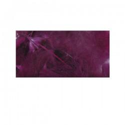 Plumas - Marabú Purple