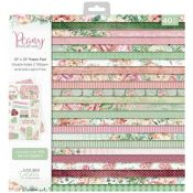 Crafter's Companion – Nature's Garden Peony Paper Pad