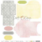 Craft O'Clock Sweet Princess – Sobres para recortar
