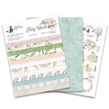 Piatek Trzynastego – Truly Yours Paper Pad 15x15 (P13-TRU-10)