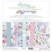 Mintay Papers - Dreamer Scrapbooking Paper Pad 30x30 | CreActividades