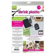 Plástico mágico – Shrink Plastic Transparente | Tienda CreActividades