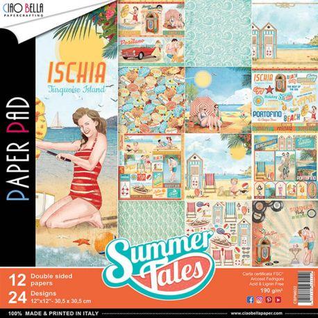 Papeles Ciao Bella - Summer Tales (CBPM022)