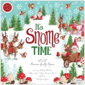 Craft Consortium | It's Snome Time Paper Pad