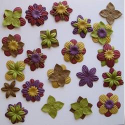 Surtido 50 Flores - Vintage
