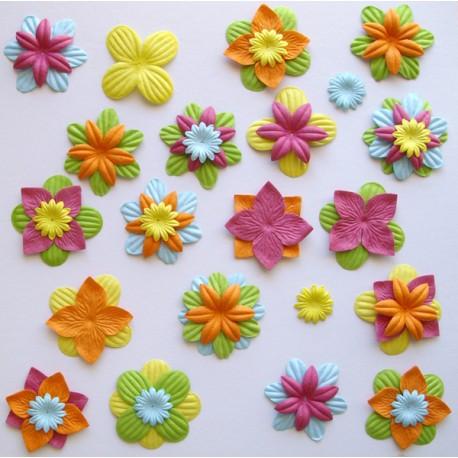 Surtido 50 Flores - Tropique