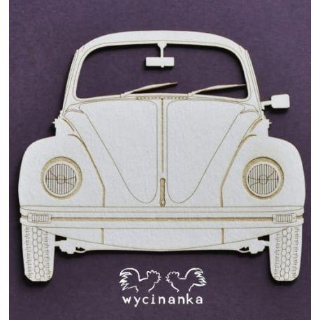 Laser Cut - Volkswagen Escarabajo