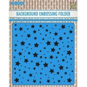 Carpeta de relieves Stars and Dots