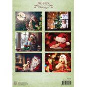 Lámina Christmas-time 3