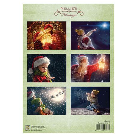 Lámina Christmas-time 4