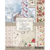 Christmas Time paper pack 15x15