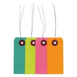 40 Etiquetas de colores