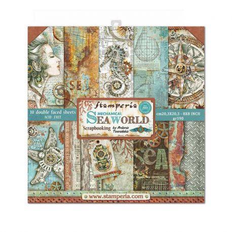 Sea World Pack 20x20