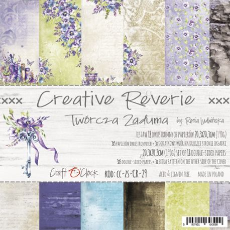 Creative Reverie Paper Set 20x20