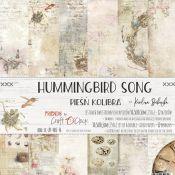 Hummingbird Song Paper Set 30x30