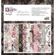 Rosalie - Paper Set 30x30