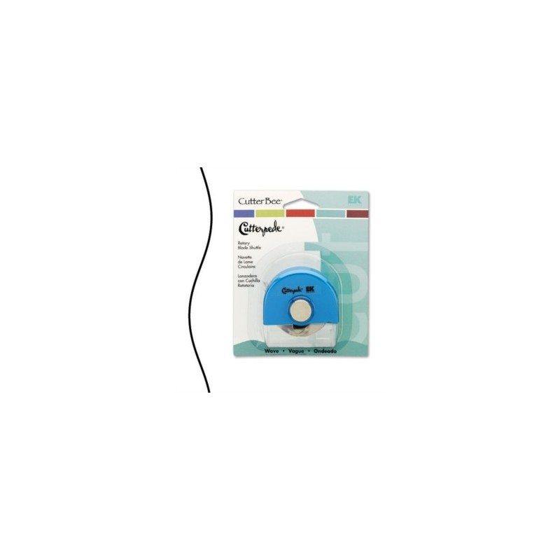 Hoja de corte Wave para cizalla rotatoria rotatif EK 30 cm