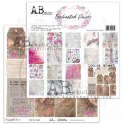 Enchanted flowers - 30x30 Paper Set