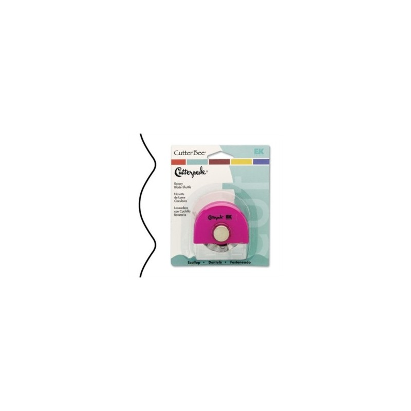 Hoja de corte Scallop para cizalla rotatoria EK 30 cm