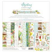 Beauty In Bloom 30x30 Paper Pad