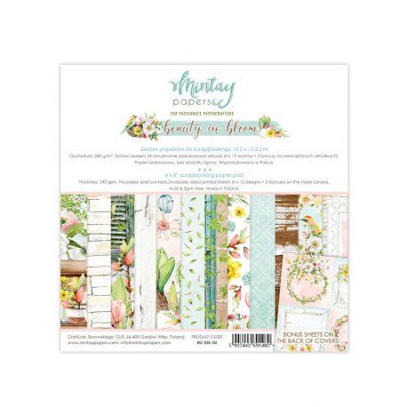 Beauty In Bloom 15x15 Paper Pad