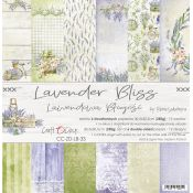 Lavender Bliss Paper Set 30x30