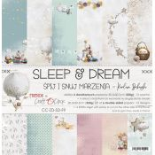 Sleep and Dream Paper Set 30x30