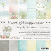 Paws of Happiness Paper Set 20x20