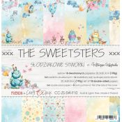 The Sweetsters Paper Set 20x20