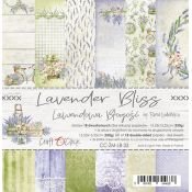 Lavender Bliss - Paper Set 15x15