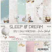 Sleep and Dream - Paper Set 15x15
