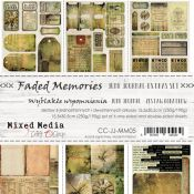 Junk Journal Set Faded Memories