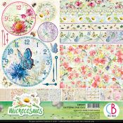 Microcosmos Pattern 30x30 paper Pad