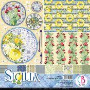 Sicilia Pattern 30x30 paper Pad