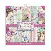 Hortensia Paper Pack 20x20