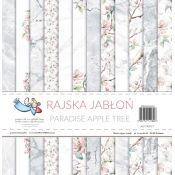 Paradise Apple Tree 30x30 Paper Pad