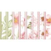 Scent of Paradise 15X15 Paper Set