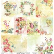 Warm Breeze - Decorative CARDS