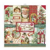 Classic Christmas Paper Pack 20X20