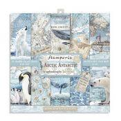Artic Antartic Paper Pack 20X20