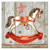 Servilleta Rocking Horse