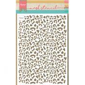 Stencil Leopardo