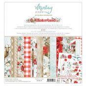 Winterland 30x30 Paper Pad