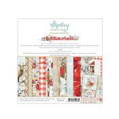 Winterland 15x15 Paper Pad