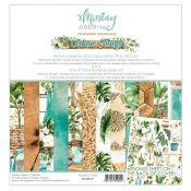 Urban Jungle 30x30 Paper Pad