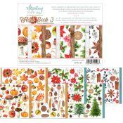 Flora Book 3 - 15x20 Paper Pad