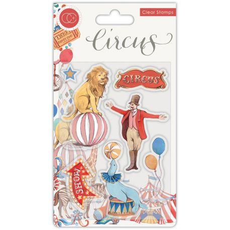 Sellos Acrílicos Circus - The Circus