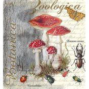 Servilleta Botanica Zoologica